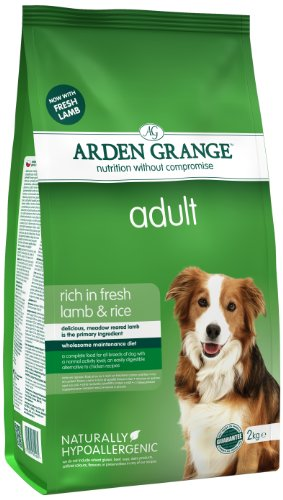 Arden Grange Adult Lamb and Rice Dog Food 12 Kg