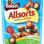 Bakers Allsorts 140 g (Pack of 6)