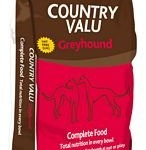 Country Value Complete Dry Dog Food for Greyhounds 15 kg