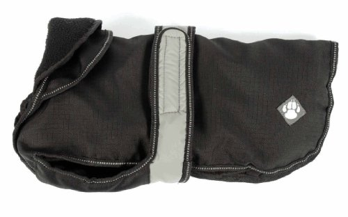 Danish Design The Ultimate 2 in 1 Dog Coat with Light Reflective Band