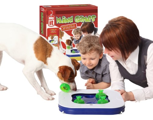 Dogit 3-in-1 Mind Games Interactive Smart Toy for Dogs