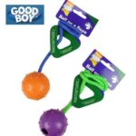 (good boy) rope & ball dog toy dog outfit