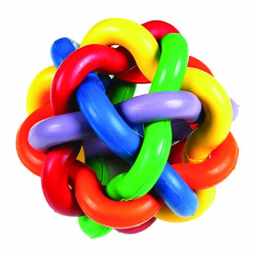 Happy Pet Tough Toy Nobbly Wobbly Dog Toy