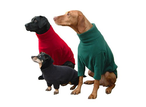 Hotterdog Fleece Jumper (from Equafleece)Small black