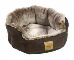 House of Paws Arctic Snuggle Dog Bed, Medium, 24-inch