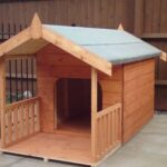 Luxury-Dog-Kennel-Doggy-Summerhouse-With-Veranda-UK-Mainland-Only-Delivery-0