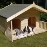 Luxury-Double-Dog-Kennel-Summerhouse-for-2-Large-Dogs-Unique-Design-Manufactured-in-Swedish-Redwood-Timber-TG-Please-Note-Restricted-Delivery-Areas-0