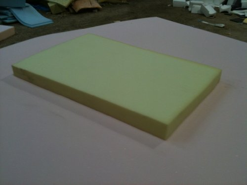 Memory foam offcut. Dog beds, cushion, mattress etc. 3 inch thickness