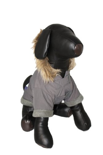 Yap Dog Coat Parka, 10-inch