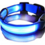 Zehui-New-Blue-Nylon-LED-Dog-Night-Safety-Collar-Flashing-Light-up-Wcircular-Pendant-Collar-0