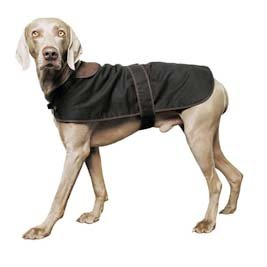 Ancol Muddy Paws Wax Dog Coat (46-55cm)