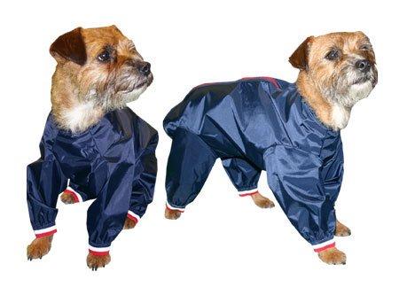 Cosipet Trouser Suit, 14-inch/ 35 cm, Navy