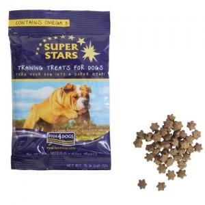Fish4dogs Super Star Training Treats 75 g