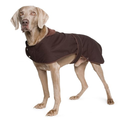 Muddy Paws Timberwolf Extreme Wax Coat Brown Medium