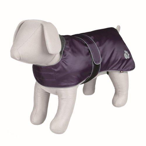 Trixie Orleans Dog Coat, 45 cm, Purple