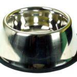 Rosewood-Stainless-Steel-Non-Slip-Spaniel-Bowl-1-Litre-0