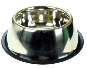 Rosewood Stainless Steel Non-Slip Spaniel Bowl, 1 Litre