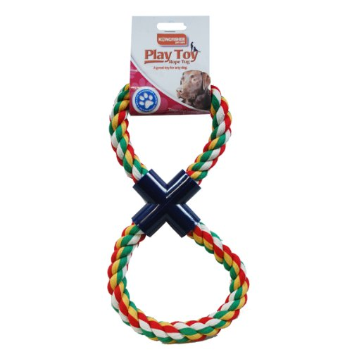Dog Tug Rope 8 Shape