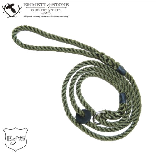 Heavy Duty Rope Slip Lead - Dog Training - Gun Dogs - Working Dogs