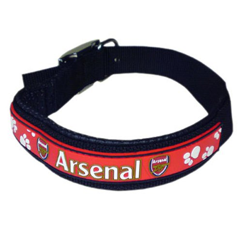 Arsenal Fc Dog Collar