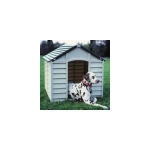 BillyOh Large Heavy Duty Plastic Dog Kennel Pet Shelter