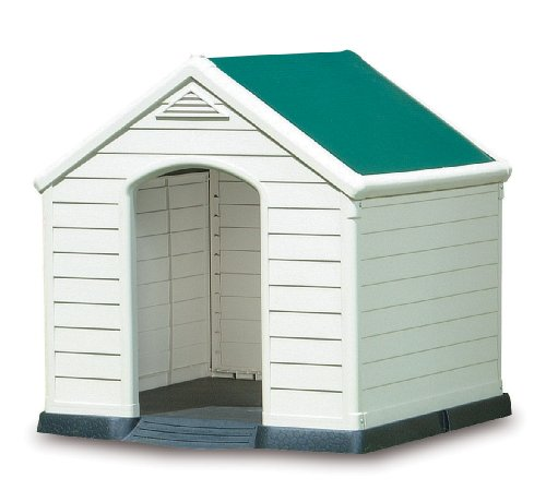 KETER PLASTIC DOG KENNEL