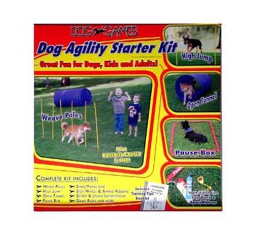Kyjen Dog Agility Starter Kit