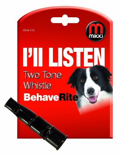 Mikki Training Two Tone Whistle