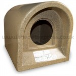 Mr-Snugs-Outdoor-Cat-Kennel-Stone-Colour-0