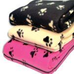 Jumbo Pet Blanket (Pink)