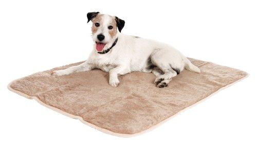 Kerbl Thermal Blanket, 100 x 75 cm, Grey/ Beige