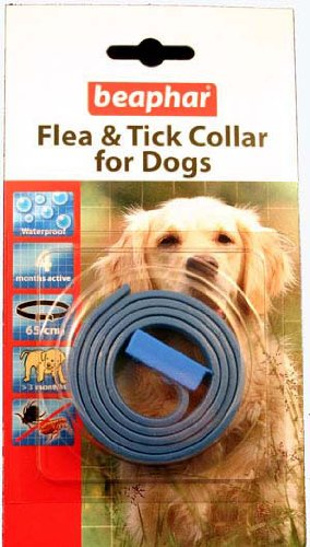 Beaphar Dog Flea & Tick Collar
