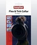 Beaphar Flea & Tick Collar For Dogs Reflective & Waterproof (colours vary)