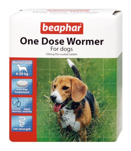 Drontal Plus For Dogs Flavoured Worming Tablets Uk