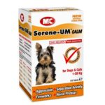 MC-Serene-UM-Calm-Naturally-Calms-Soothes-for-Dogs-Cats-100-Tablets-0