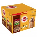 Pedigree-Pouch-Dog-Food-Gravy-Real-Meals-24x100g-Pack-of-2-Total-48-pouches-0