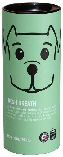 Pooch and Mutt Fresh Breath Treats for Dogs 125 g (Pack of 3)