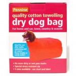 "Dry Dog Bag Size 3 (14"" Neck)"