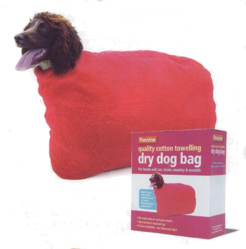"Dry Dog Bag Size 4 (18"" Neck)"