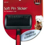 Mikki Grooming Soft Pin Slicker, Medium