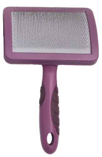 Rosewood Soft Protection Salon Grooming Slicker Brush Medium