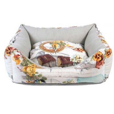 Shabby Elegance Cottage Dog Bed Size: 23.88 cm H x 66.04 cm W x 72.9 cm D