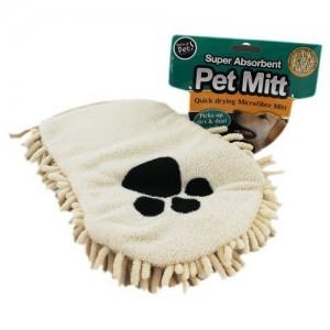 Super Soft Super Absorbent Quick Drying Microfiber Pet Dyring Mitt