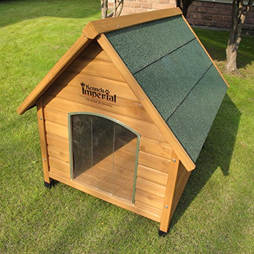 Kennels Imperial Extra Large Wooden Sussex Dog Kennel With