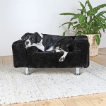 Just Arrived, New Ultra Sleek Modern Trixie King of Dogs Sofa : The extra special place for your dog with added panache