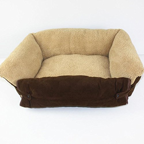 Lovely Dog Cat Bed Soft Warm Pet Beds Cushion Sofa Couch