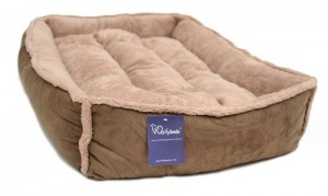 Luxury Fleece Cradle Dog Bed Size Extra Large