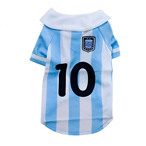 PAWZ Road Pet Sports Polo Shirt World Cup Jersey For Dogs Cool Mesh Footable Soccer Apparel 7 Teams 4 Sizes