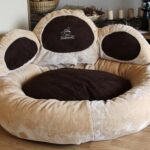 Cat Bed - Cattypaw - the paw bed for your cat from Knuffeltiger