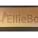 Ellie-Bo-Waterproof-Memory-Foam-Orthopaedic-Dog-Bed-for-CageCrate-Small-24-Inch-Brown-0-0